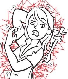 Salbe gegen Juckreiz - Wenn es überall kribbelt
